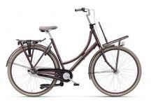 Damskie rowery miejskie / Mówi się, że każdy rower staje się damski gdy tylko wsiada na niego kobieta. Jednak są rowery na których kobiety wyglądają po prostu zjawiskowo. To właśnie stylowe rowery Damelo.