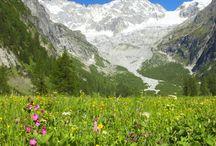 La Fouly, charmante station alpine