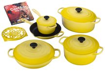 #RVA Gourmet Mellow Yellows / A collection of yellow toned housewares / by RVA Gourmet