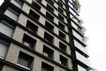 architecture/apartments building