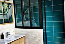 Idée salle de bain et wc