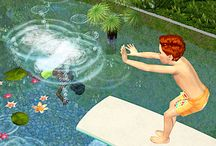 The Sims 2 clothing downloads Kids