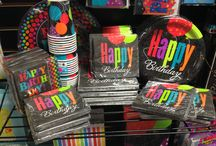 Party Store / Items available at Parties To Go!