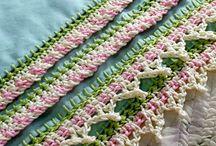 Crochet borders / by Grace Konzelman