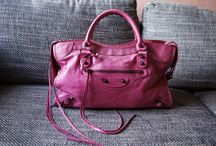 Meine Lieblinge / Bags that are not just bags - little lovers!
