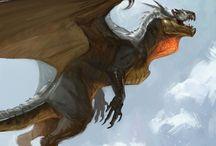 Dragons, uhoooo!!