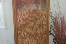 Wine cork boards / by Dawn Teyhen