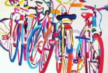 fun...bike ride... / all about bicycles / by Debbie Young