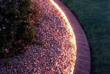 lighting & landscaping
