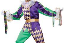 Mardi Gras Costumes & Accessories