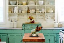 kitchens / by melinda ray