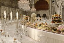 Chandelier's oh so gorgeous!!