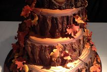 деревянные торты