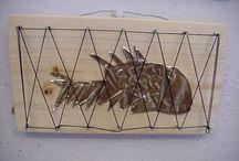 Käsityöt / tekninen työ, puutyö, ompelu, huovutus, rakentaminen, kovat ja pehmeät materiaalit