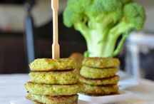 Toddler finger food / Cheese broccoli:)