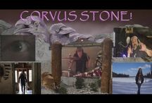 Corvus Stone / Corvus Stone 3 albums released between 2012 and 2015 www.corvusstone.com