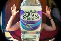 You Love Highland Spring! / And we've got photos to prove it.