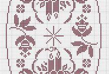Crochet NAVIDAD / Motivos de Navidad