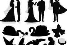 nunta cu lebede