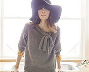 Vintage Made Modern / Modern Knits Inspired by Vintage Fashion / by Knit Purl