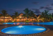 MALDIVES - Furaveri Island Resort & Spa / Located in the exotic Raa Atoll in the north, the Furaveri Island Resort & Spa offers a truely Maldivian experience. This resort offers stylish interiors, premium furnishings, and breathtaking views.