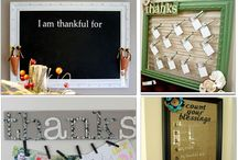 11-Thanksgiving Crafts