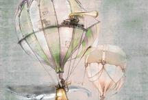 Hot air balloon / by Teresa Ran