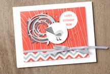 swirly bird stampin up