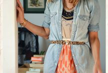 Clothes I wish that were in my closet / If I had all the money in the world...and then some. <3 / by Hyacinth G