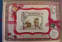 Cards I Love - House Mouse / by Diana Blessinger