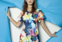 NEW TREND: Art Pop / Create a masterpiece with bold prints, striking hues & Warhol-inspired details > http://bit.ly/1yl4yPV