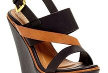 Summer Shoes / Summer shoes.  Wedges, sandals, and open toes heels.  all are essential for shoes for summer.