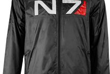 BioWare Collection / BioWare apparel from franchises such as Mass Effect and Dragon Age!  #DragonAge #MassEffect #Bioware