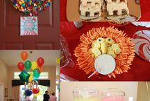 Logan's first Birthday / by Heather Lopez