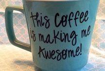 Coffee Mug Fetish / by Misty Weisensteiner