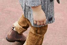 Kleding / Boots en vest