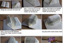 boek vouwen