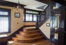 Tattersall stairs