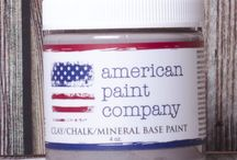 Crushed Tea / Projects, inspiration all using Crushed Tea chalk/mineral/clay based paint by us - American Paint Company.