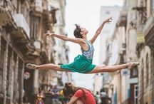 Contemporary dance / Les plus beaux clichés de danse contemporaine