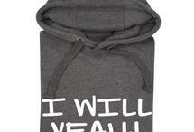 Hoodies By HairyBaby / Colourful, comfy and distinctly Irish hoodies for guys by hairybaby