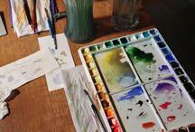 Art creating