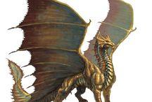 Dragon • Brass