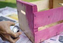 arredare riciclando / arredare riciclando diversi materiali