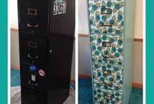 DIY Classroom Furniture / by Ashley M.