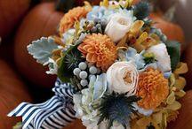 autumn / őszi hangulatok esküvőhöz dekorációhoz