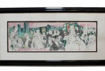 Milne Antiques Paintings / This board contains all of the painting antiques we have available for sale online from our Kingston, NY store in the Hudson Valley. We are located on the Hudson at 81 Broadway, Kingston, NY.
