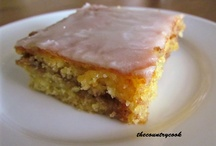 Sugar Shack: Bundts, Pound, and Sheet Cakes