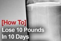 Weight loss tipps