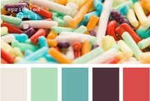 color palette / by Jennifer Fetter